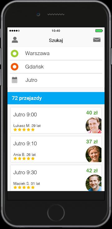 Aplikacje Mobilne Na Iphonea I Androida Blablacarpl